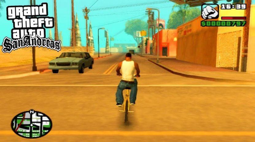 Free download GtA San Andreas